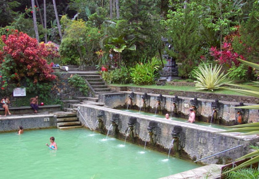 Banjar Hot Springs Bali