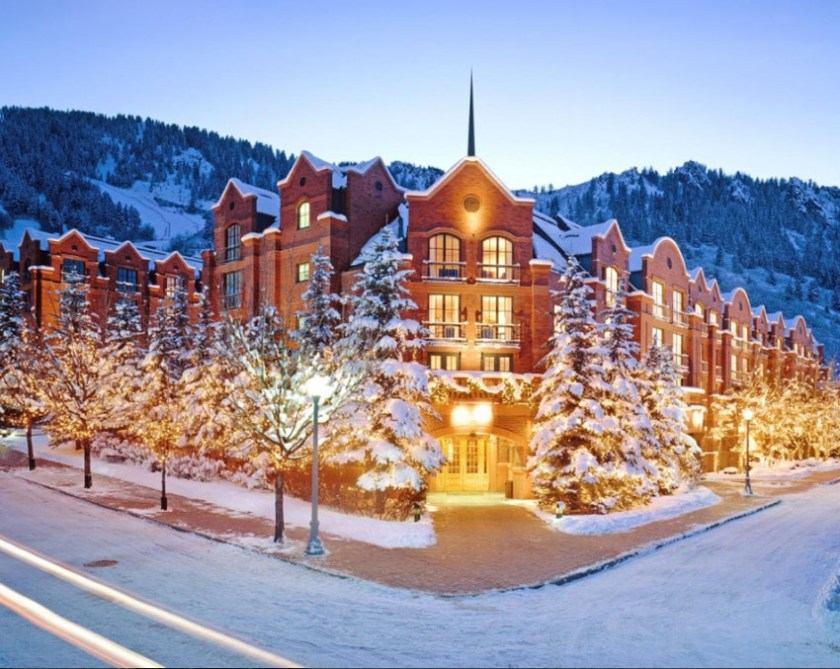 Hottest Ski Destinations in the US St Regis Aspen Resort