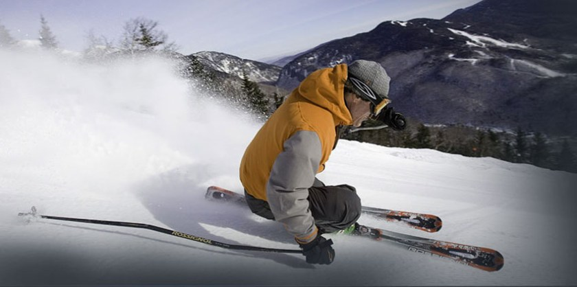 Hottest Ski Destinations in the US Stowe Mountain Lodge