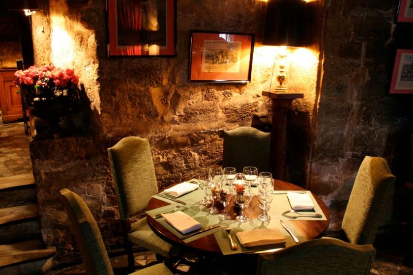 Le Coupe-Chou Paris Fine dining
