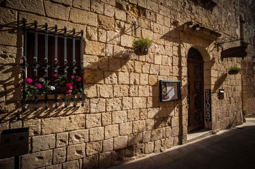 Medina Restaurant Malta