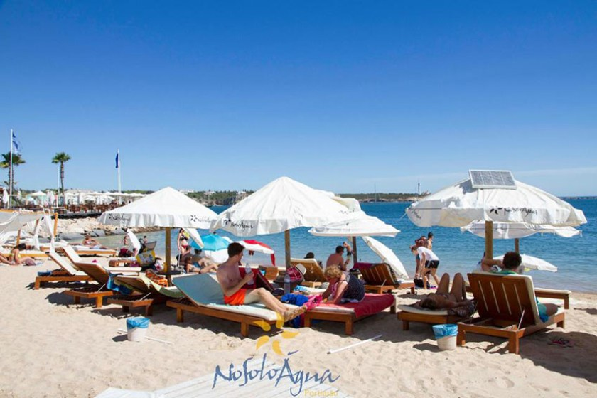 No Solo Agua Beach Club Algarve 3