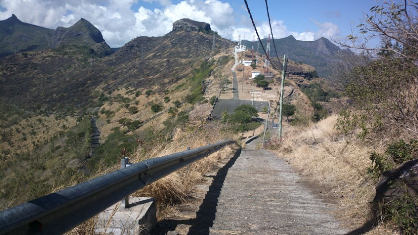 Port Louis Mauritius Signal Mountain