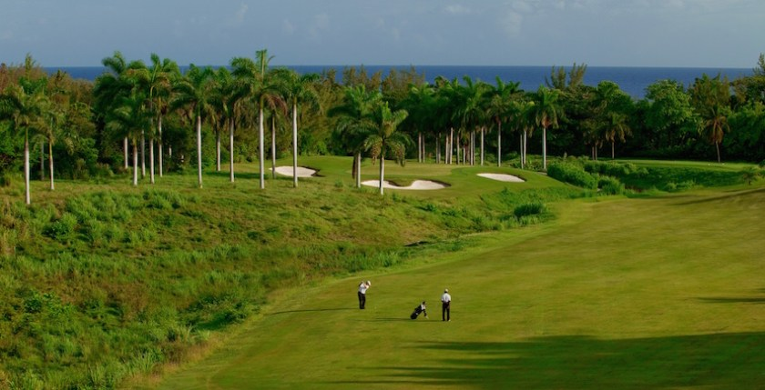 Sleep - Half Moon - Jamaica - golf course_sea