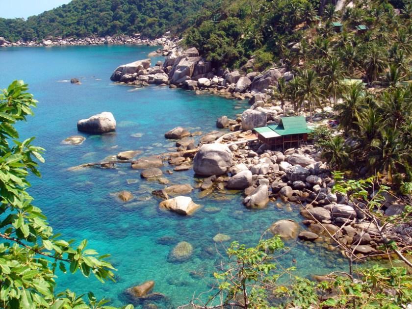 Thailand Island Hopping-Ko Tao