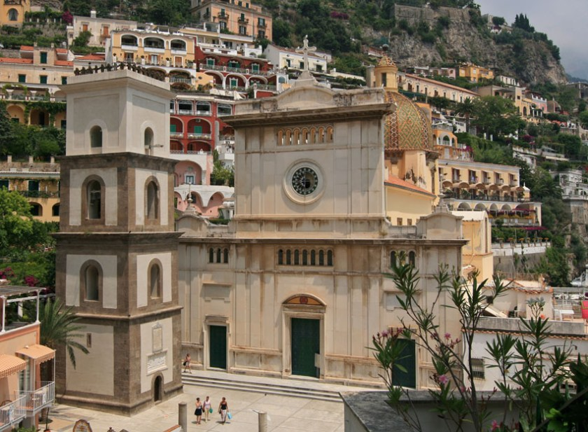Golden Italian Seaside Charm in Postiano Amalfi Coast Italy 2