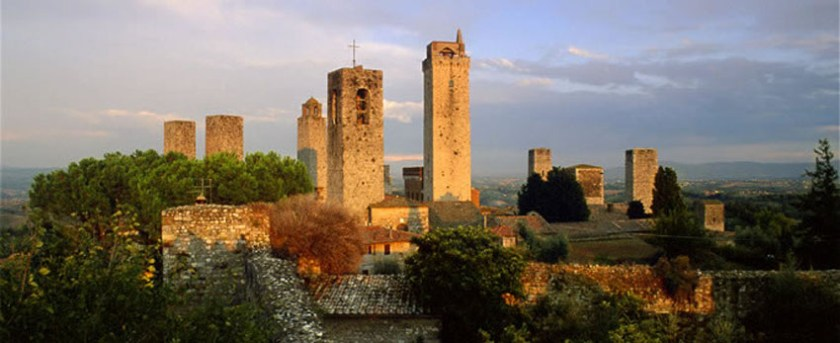 Visit Tuscany Sweetness in San Gimignano