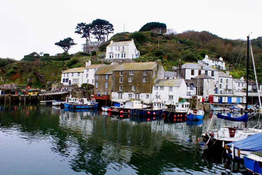 crab suppers and scrumpy in polperro village Polperro 2