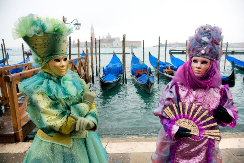 Carnival of Venice Italy 3