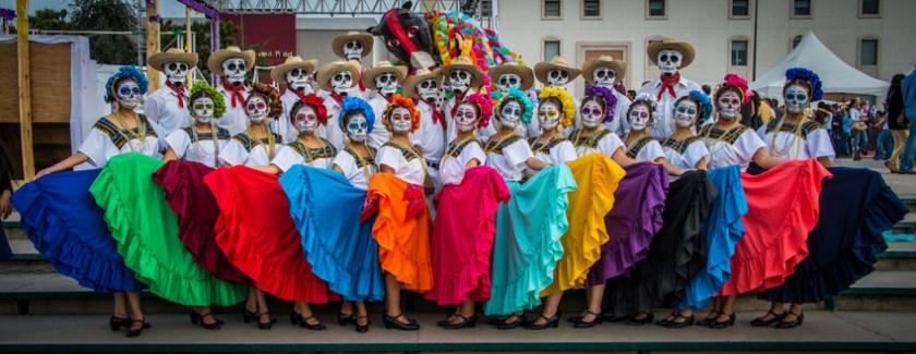 Mexican Festival Dia De Los Muertos 4