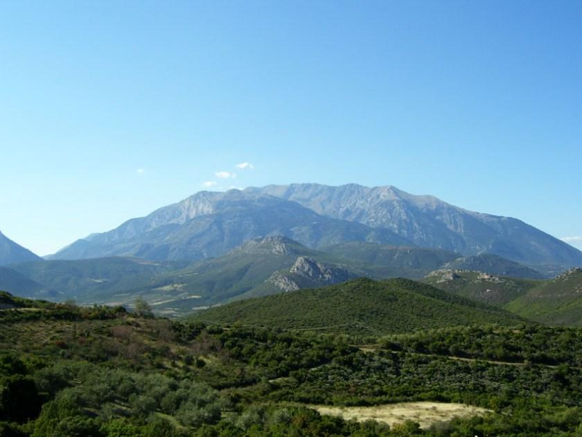 Mount Parnassus Delphi 2