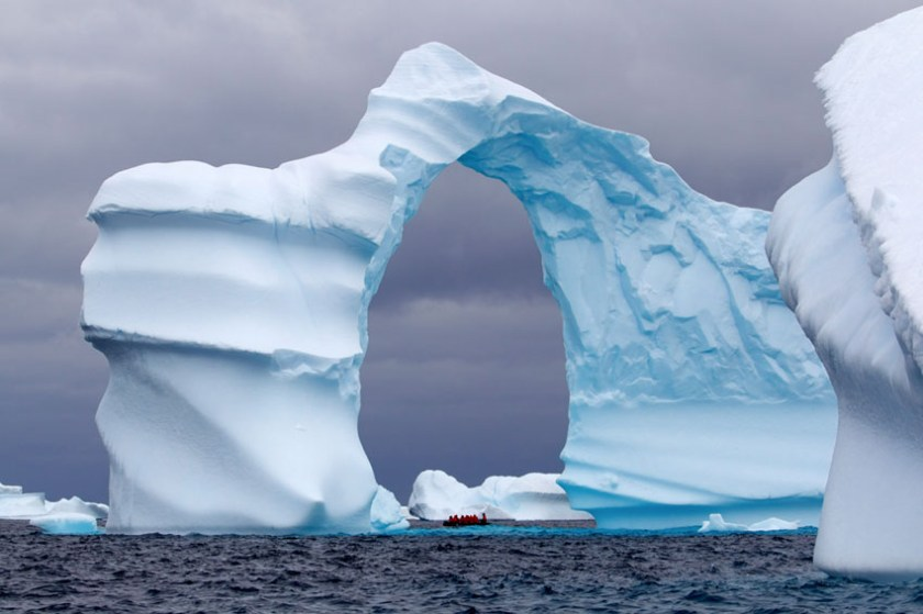 Mountains of Madness in Antarctica 3