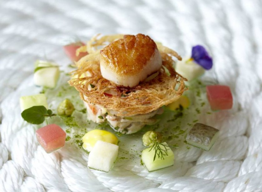 SeaFood at the Plettenberg 2