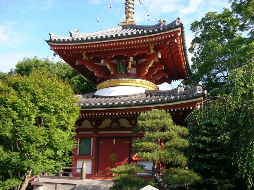 Shikoku Island in Japan 1