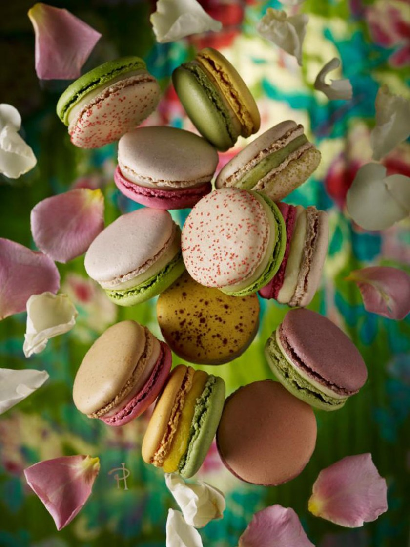 Best Macarons in Paris Pierre Hermé Boutique 4