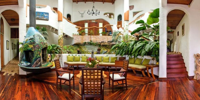 Costa Rica Jungle Retreats Finca Rosa Blanca 2