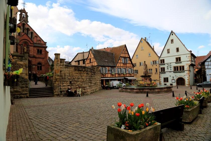 Eguisheim Alsace Wine Route Guide