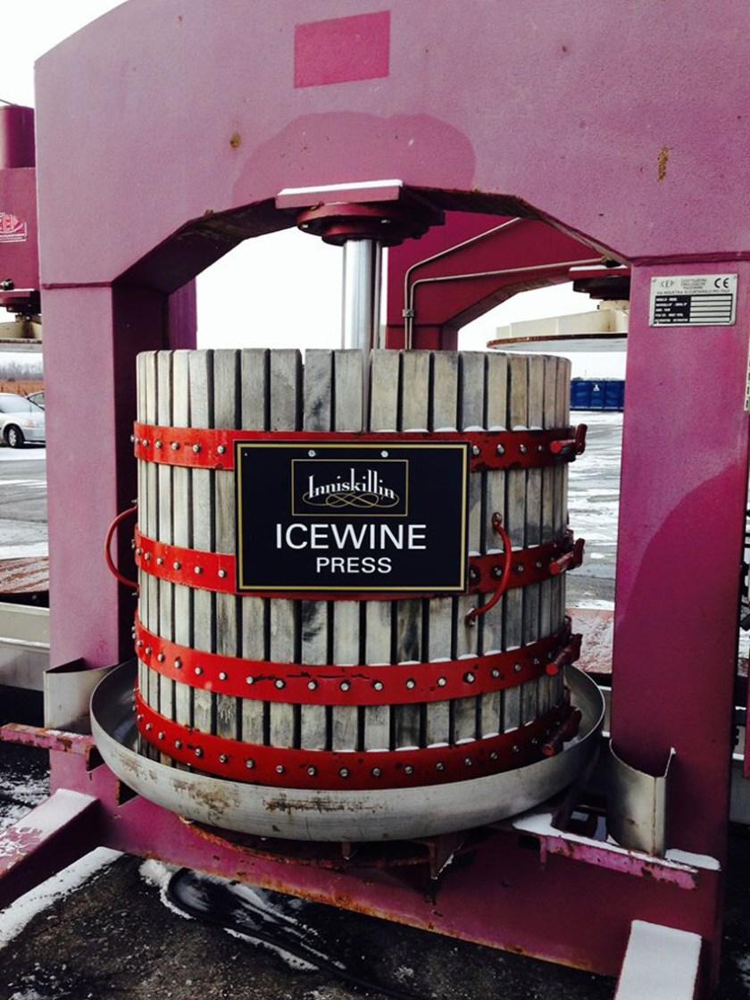 Inniskillin Ice wine Canada 4