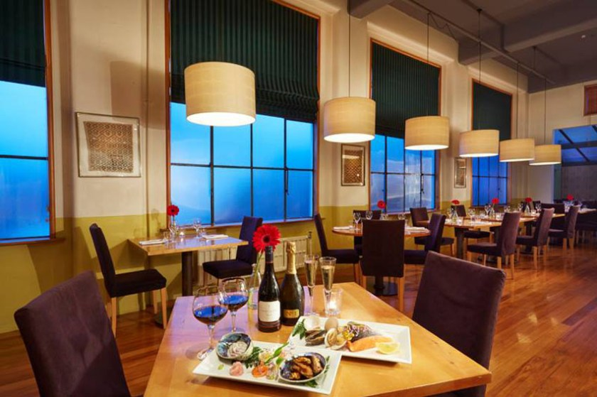 New Zealand Wine and Dine Escapes Hotel dUrville Restaurant