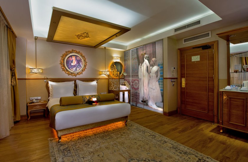 Top Hotels in Istanbul Hotel Sultania 1