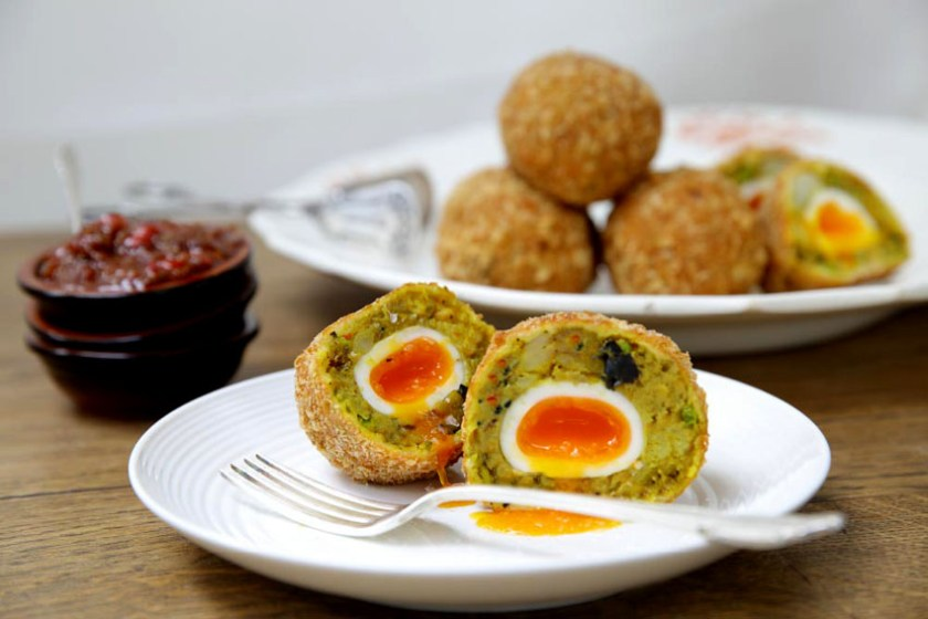 Vegetarian Restaurants London Ethos 5
