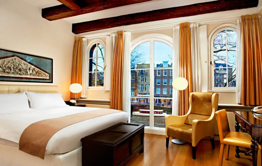 Luxury in Amsterdam Hotel Pulitzer 2