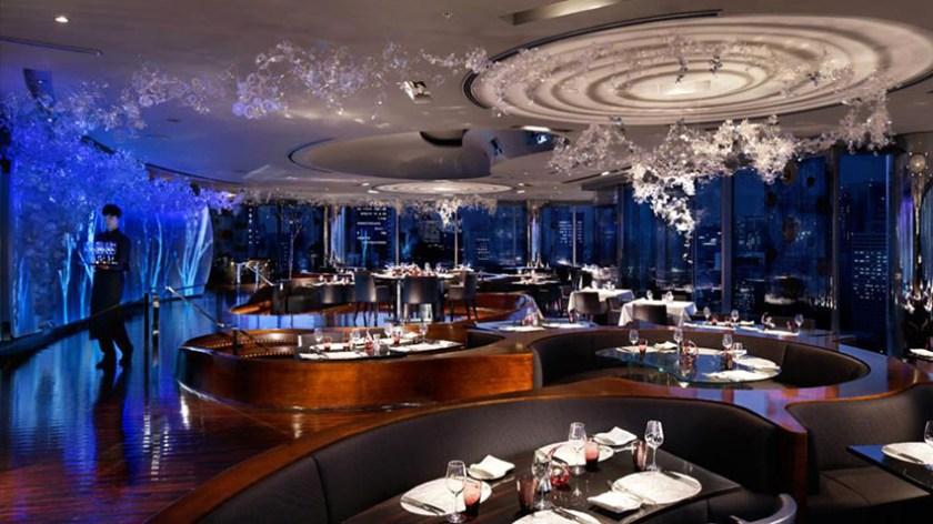 Top 3 Luxury Hotels in Tokyo 2