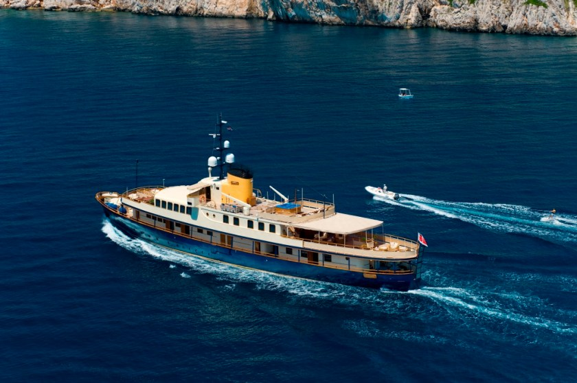 Experience Croatia Superyacht charter