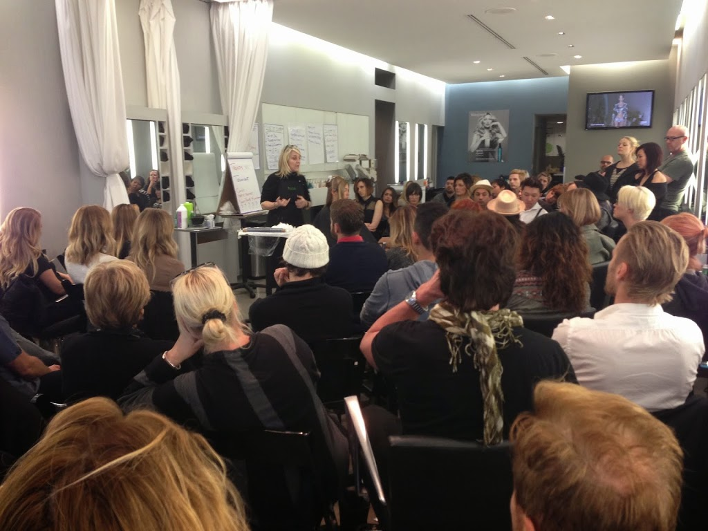 Luxelab Hosts Balayage Legend Nancy Braun