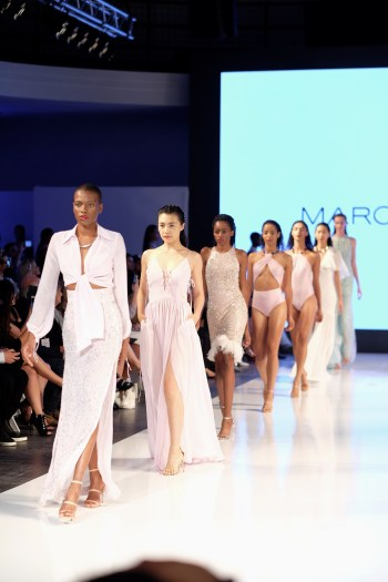 LAFW S/S17 Designer: Marcelo Quadro Lead Hair: Luxelab Creative Director Lauren Sill Photo: Liz Abrams