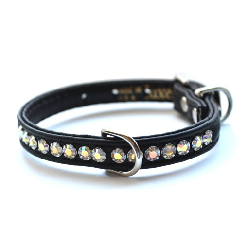 Jackie O Collar Black