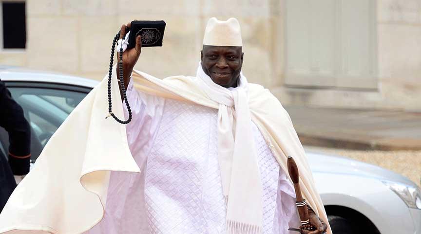 Le fils d'une victime de Yahya Jammeh déplore son exil — Gambie