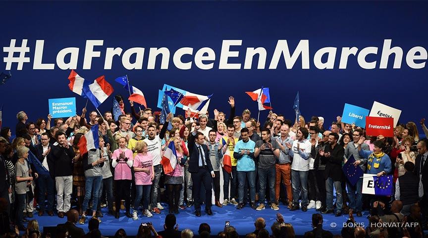 La victoire en trompe-l'œil de Macron — Législatives