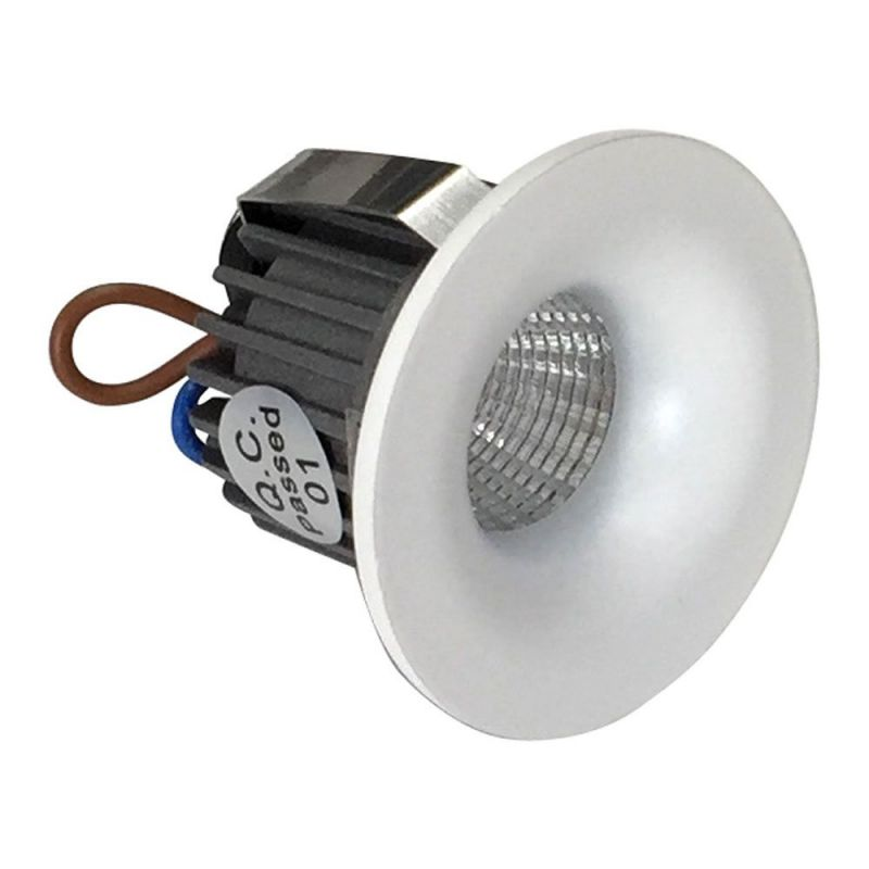 Mini Spot Led Rond Encastrer Lux Et Dco Spot Led Mini