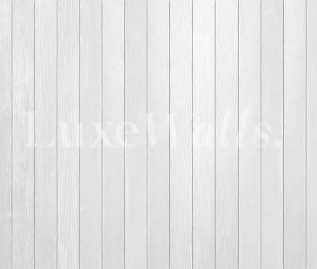 Grainy Wood Panel Wallpaper