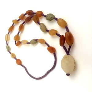 Gobi Desert Necklace