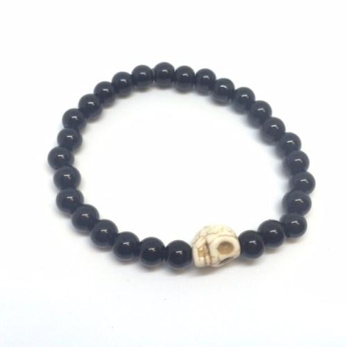 Women's Black Onyx Bracelet