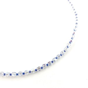 Luxiere crystal necklace online uk