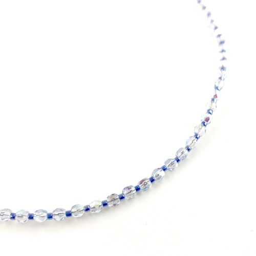 Luxiere crystal necklace