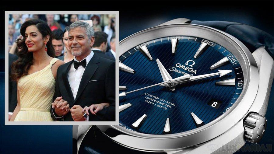 George-Clooney-zegarek