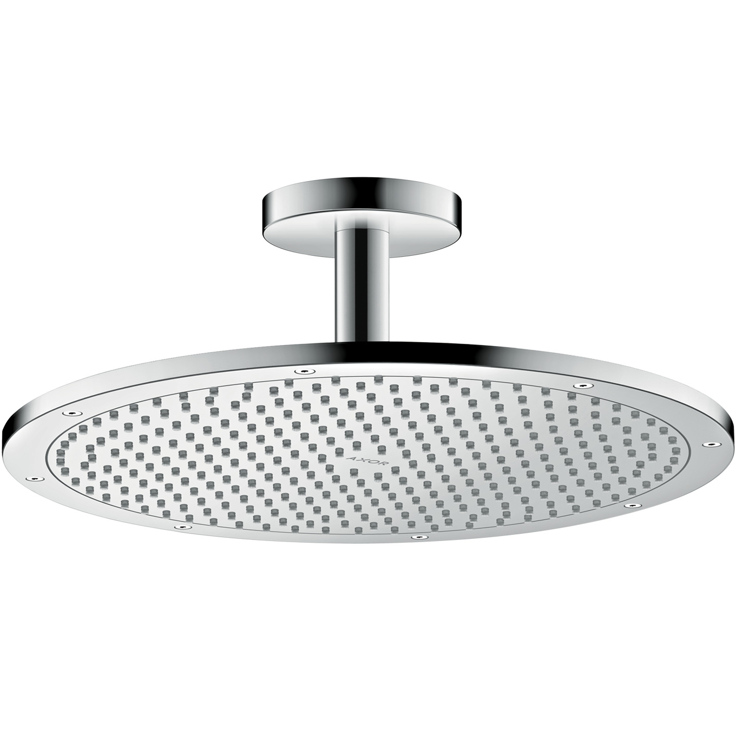 Details About Hansgrohe Shower Head 350 1jet Axor Chrome 26035000