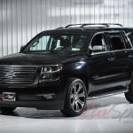 2016 Chevrolet Tahoe Ltz Stock 2016110 For Sale Near Syosset Ny Ny Chevrolet Dealer