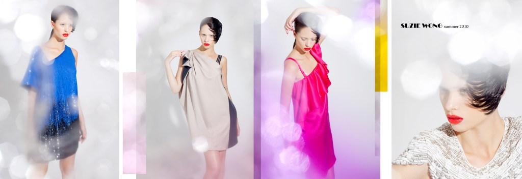 Suzie Wong. Collection printemps/été 2010
