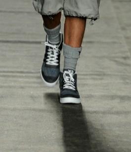 Y-3 - Runway - Fall 2011 Mercedes-Benz Fashion Week