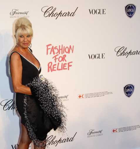 Lancia Hosts Fashion For Relief JAPAN APPEAL - Red Carpet