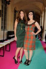 Les Brigitte's AurC¦ºlie Saada and Sylvie Hoarau