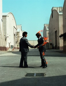 """""""Wish You Were Here"""" ©Pink Floyd"""