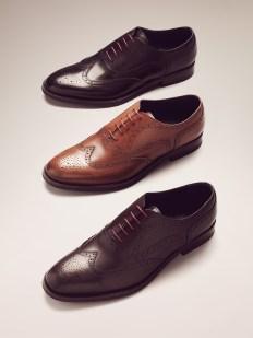 Fred 1 / Black / Cognac / Dark Brown