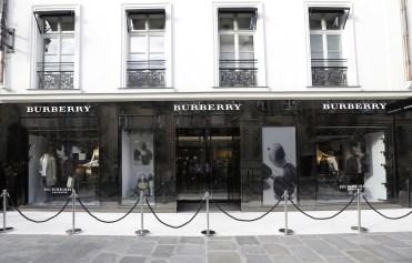 Burberry Eyewear event in Paris0005