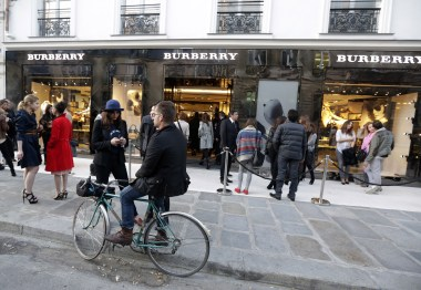 Burberry Eyewear event in Paris0008